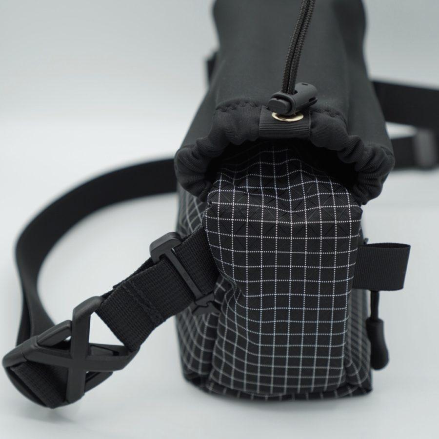 Flex Fanny Pack - Black UHMWPE Gridstop
