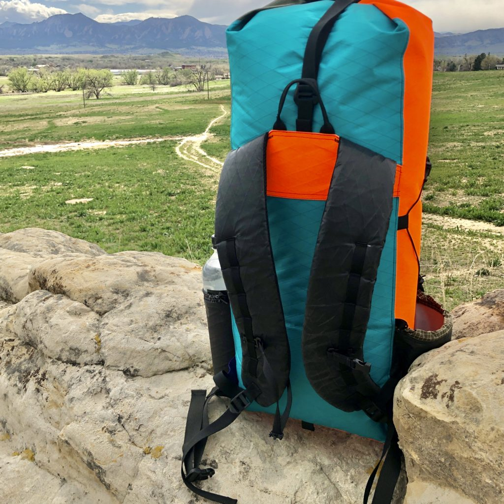 DIY 30L Backpack Pattern and Tutorial Video